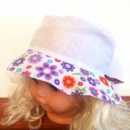 Nyári gumis kalap