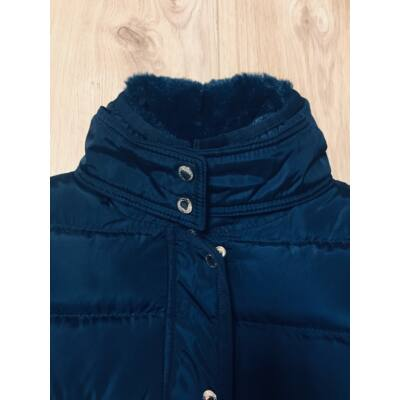 Kislány kabát (sötétkék)
